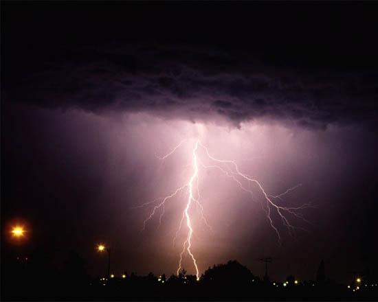 Lightning Inspiration