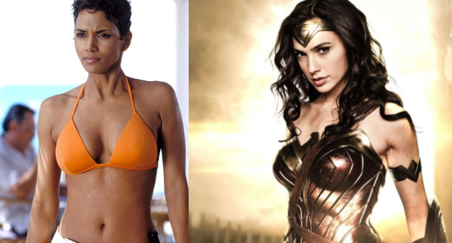 Wonder Woman Halle Berry