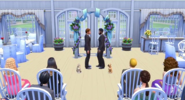 Sims 4 Cats & Dogs Expansion Trailer