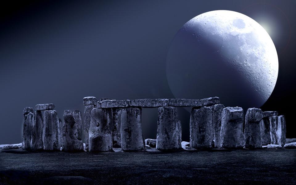 Stonehenge - pixabay
