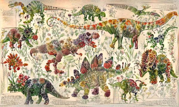 Botanical Dinosaurs - Chris Rodley - Live Science