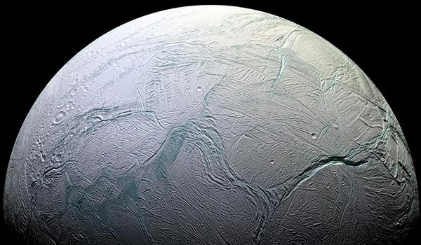 Enceladus - NASA