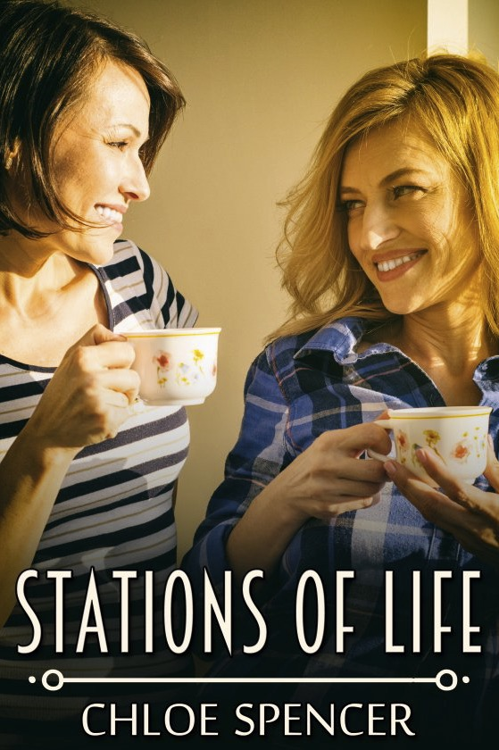 Stations Of Life, By Chloe Spencer