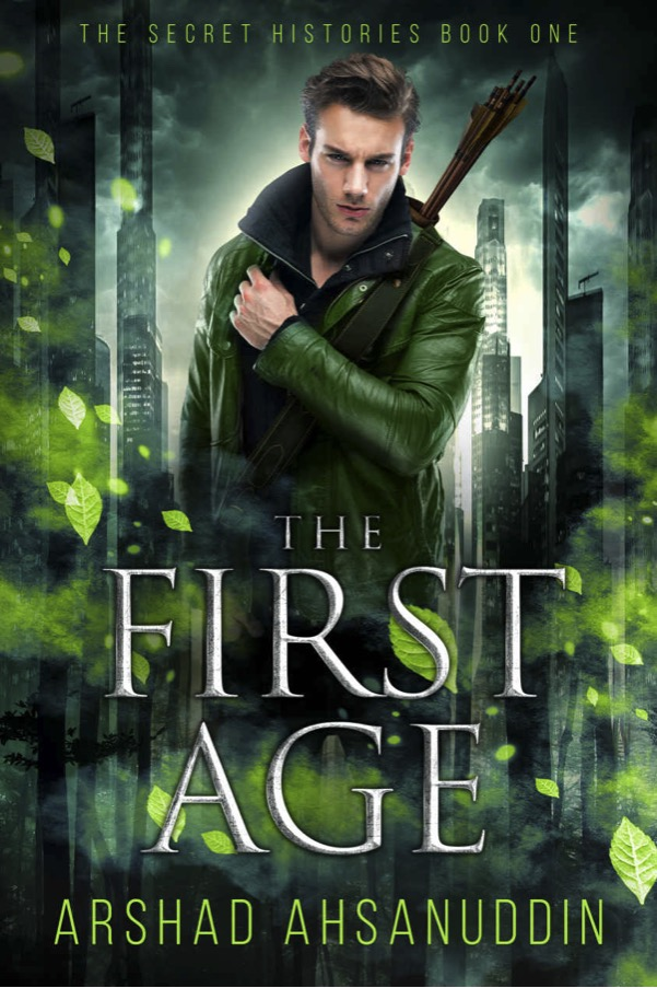 The First Age: Where Angels Fear To Tread, By Arshad Ahsanuddin