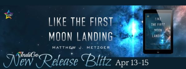 Like the First Moon Landing Banner