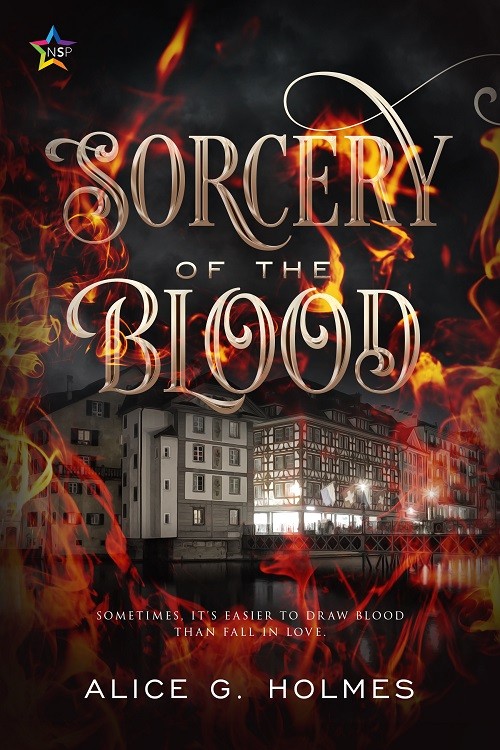Sorcery Of The Blood - Alice G. Holmes