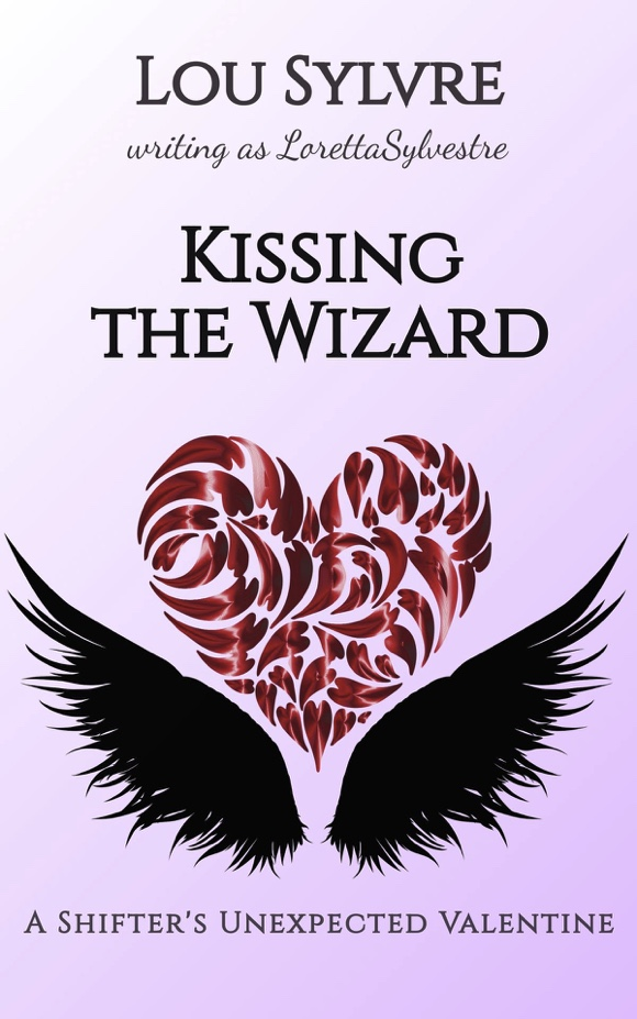 Kissing The Wizard - Lou Sylvre