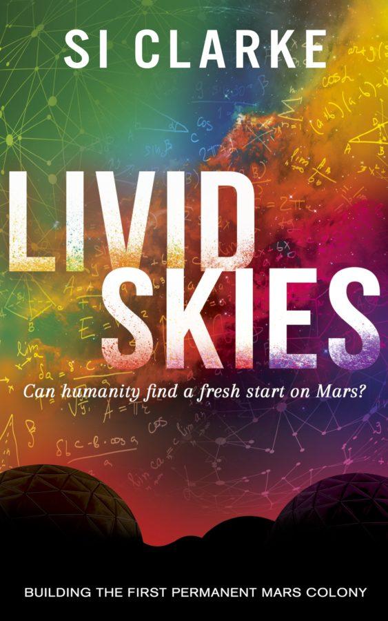 REVIEW: Livid Skies - SI Clarke