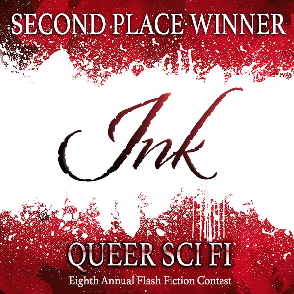 Ink 2nd Place