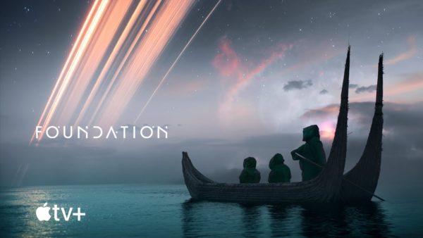 Foundation TV Series - Apple TV